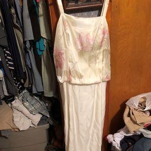 Alex E-V-E-N-I-N-G-S Dress and Jacket Size 14